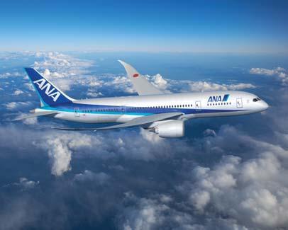 1208158835_3995 世界で初めて全日空が採用し国内デビューしています。この旅客機の特